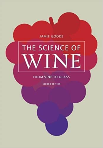 The science of wine. From vine to glass