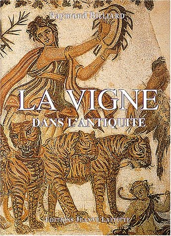 La vigne dans l'Antiquité